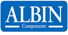 Logotyp Albin Components
